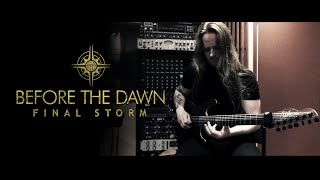 BEFORE THE DAWN - The Final Storm (Official Video)