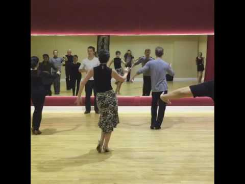 Latin Technique Class at Dance With Us Ottawa