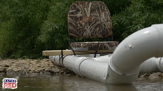 How to Make a PVC Kayak