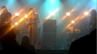 Husky Rescue - New Light Of Tomorrow (Live @ Finlandia-Klubi, Lahti 28.09.2012)