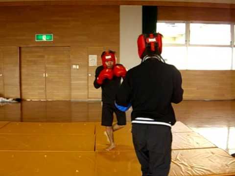 kimura vs kazuya