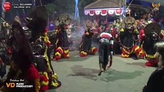 Rampokan Singo Barong Chellin - Wijoyo Putro Original Live Bulakmiri