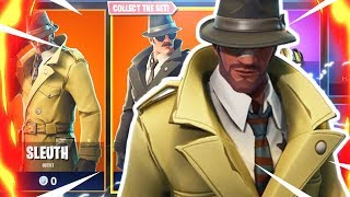 *NEW SKINS* Fortnite ITEM SHOP RESET! (July 2ND) NEW ITEMS & MORE! Noir, Sleuth, Gumshoe Skins!