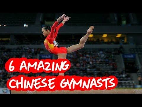 Gymnastics - 6 Amazing Chinese Gymnasts