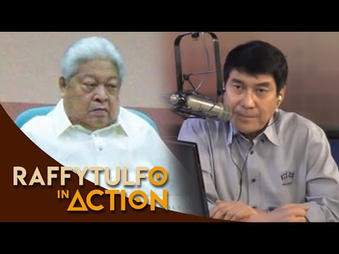 Wanted sa Radyo - Ang salpukan ni Raffy Tulfo at Cong. Edcel