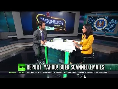 [694] Yahoo! bulk scanned email accounts for NSA – report