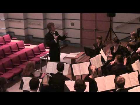Bizet: Carmen Suite. R. O'Doherty and the University of Newcastle Wind Orchestra