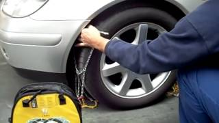 Как установить цепи на колеса автомобиля(Купить цепи для автомобиля Вы сможете купить http://www.avtolook.com.ua/avtomelochi/dlya-koles/cepi-na-kolesa/, 2015-07-08T08:12:01.000Z)