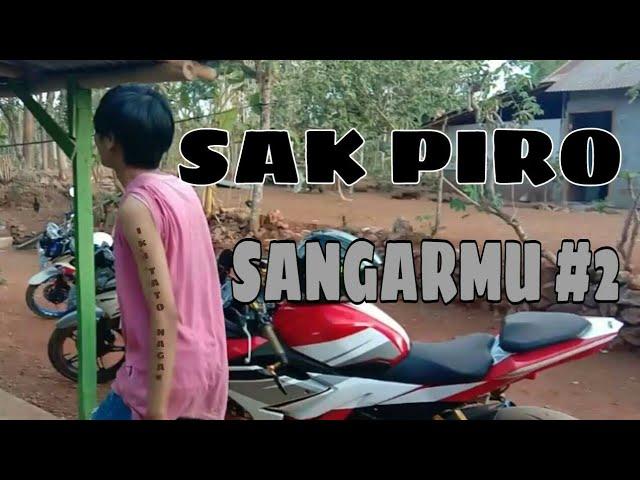 Sak piro sangarmu #2 Yang paham bhs jawa pasti ngakak