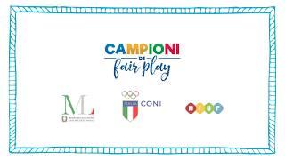 Campioni di fair play 2017 2018