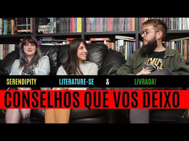 Ep. #131: Dez dicas para booktubers iniciantes (feat. Melina Souza e Mell Ferraz)