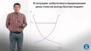 3.1 Ограничения модели спроса и предложения