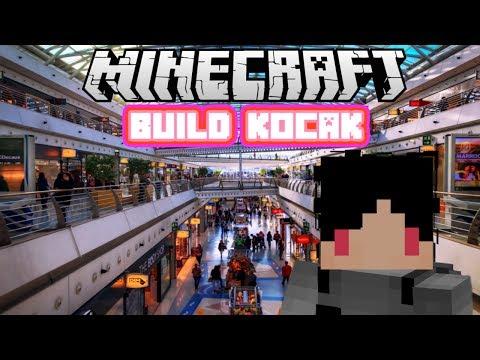 Minecraft Indonesia - Build Kocak (35) - Mall!