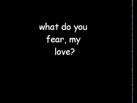 Disaster-blink 182 (lyrics)