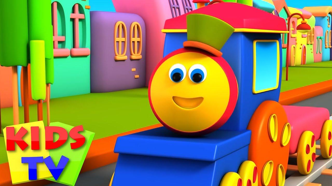 Download ABC song | abc trains songs | Bob the train | Alphabet adventure | The abc train