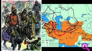 Почему Золотая Орда проиграла войну  Тамерлану?. Исторические факты.