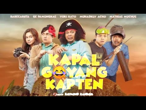 "Bioskop Indonesia Terbaru ""kapal Goyang Kapten"" Full Movie 