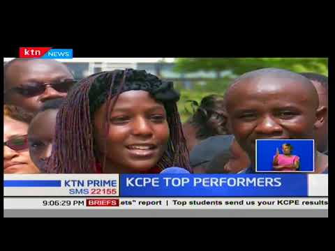 Ktn Prime full bulletin 2017/11/21-Release of KCPE 2017 results