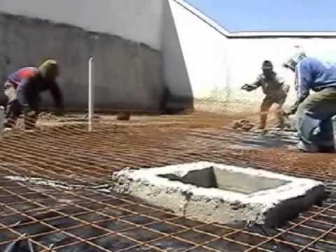 Cimientos de youtube - Como se construye una casa ...