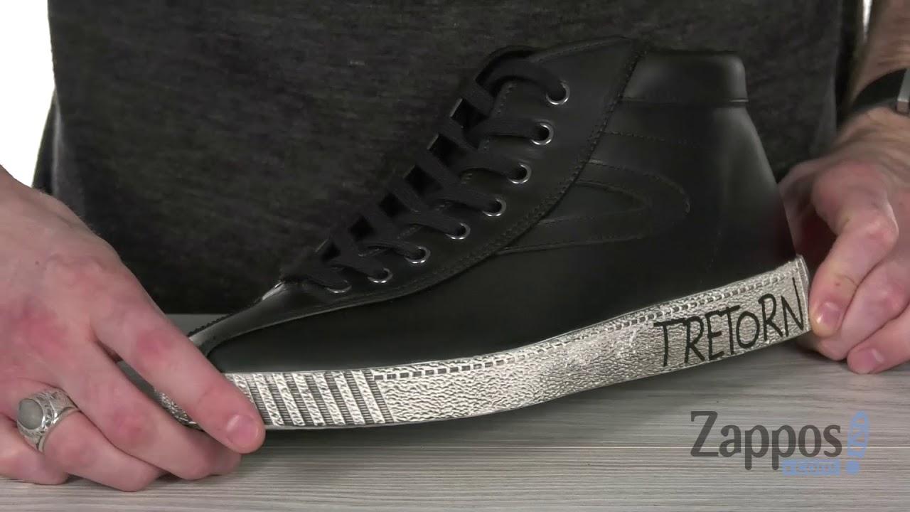 Tretorn Nylite Hi 22 SKU: 9133452 - YouTube