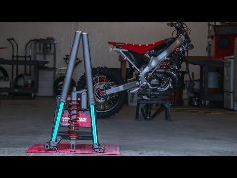 New Suspension For The CR250!