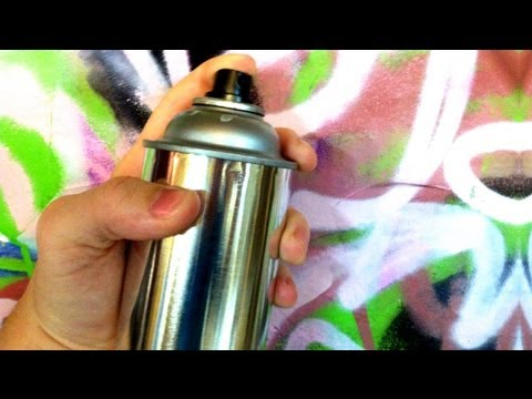 How To Get Free Spray Paint