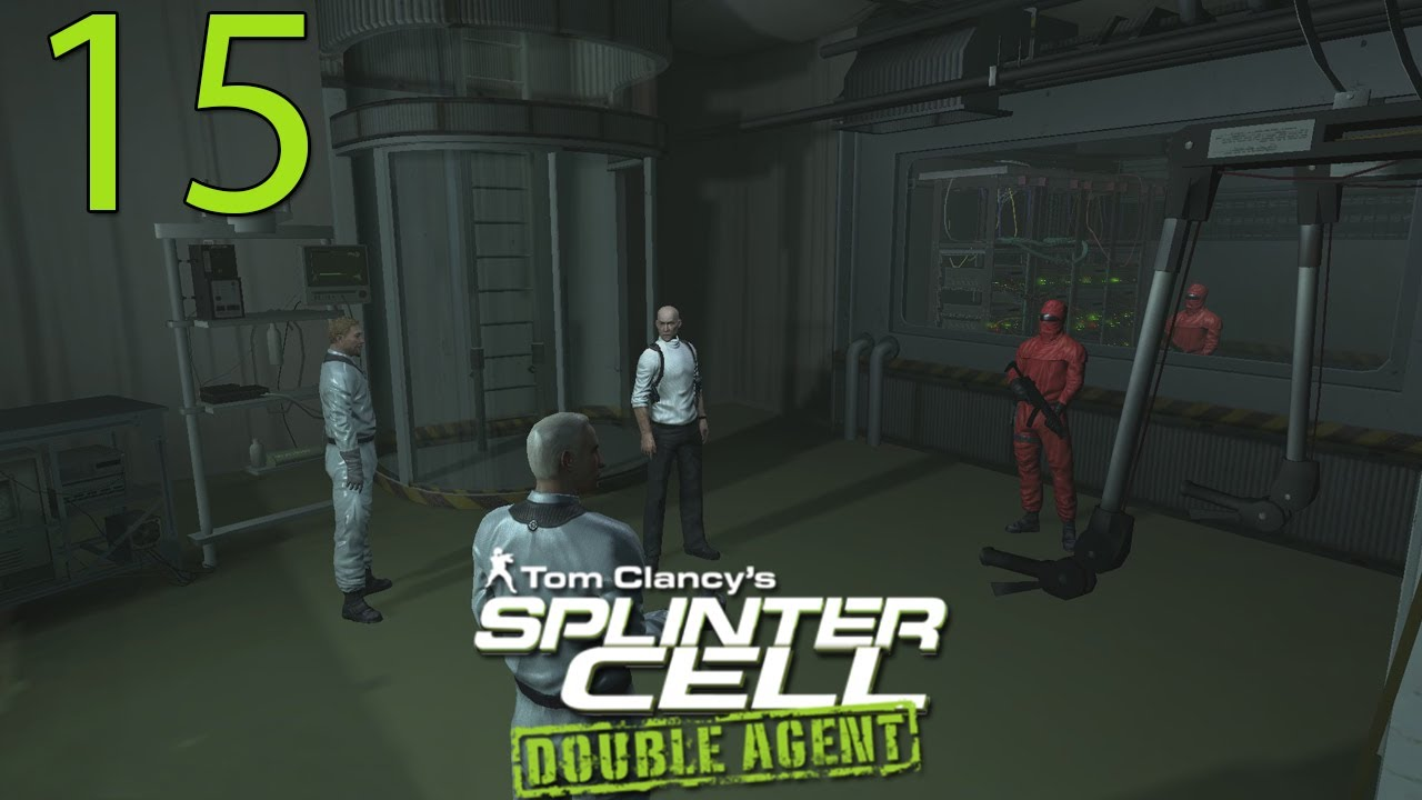how to play splinter cell double agent online