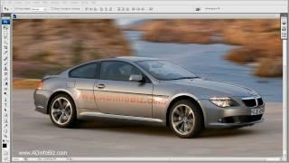 Фотошоп Уроки. Создаём эффект движения на фотографии.(Как БЕСПЛАТНО сделать свой интернет в 2 раза быстрее за 5 мин: http://kurs-video.com http://www.ADinfoBiz.com - В сегодняшнем фотош..., 2010-03-18T19:39:28.000Z)