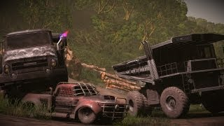 MotorStorm: Pacific Rift PS3 Walkthrough/Gameplay HD #3