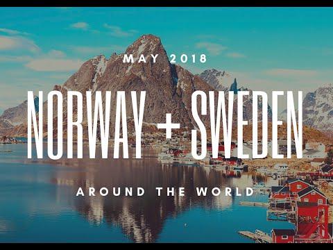 Rima Hassan Travels to Norway & Sweden
