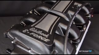 Edelbrock E-Force Stage 2 Supercharger for Coyote 5.0 Mustangs