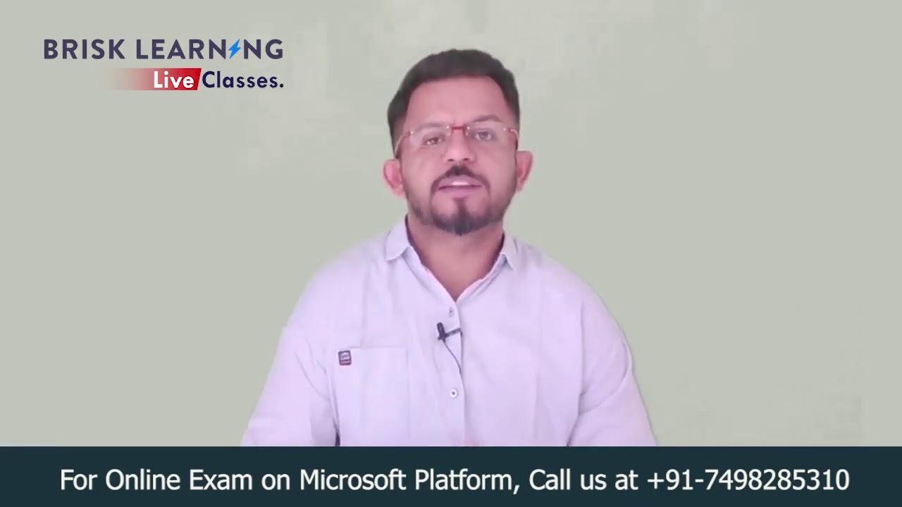 Fully Managed Online Exams - Microsoft Platform | Brisk Learning Solutions