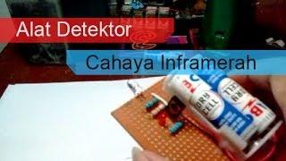 Alat Detektor Cahaya Inframerah