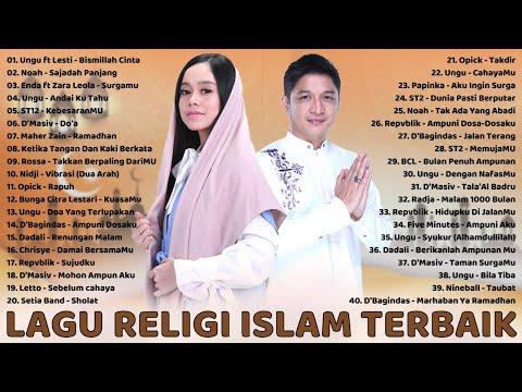 Lagu Religi Islam Terbaik 2021 Paling Hits - Lagu Religi Islam Terbaru 2021 [Hits Bismillah Cinta]