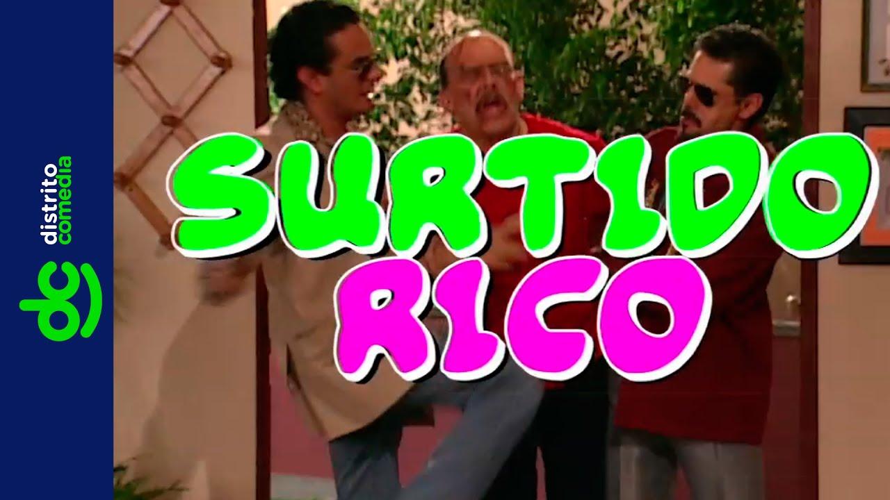 Surtido rico: Toda la comedia que quieres ver | Próximamente de lunes a viernes, 8:00 AM