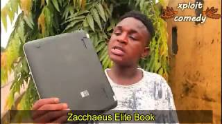 When Aba Boys designs a gospel laptop (Xploit Comedy)