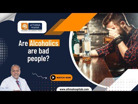 குடிக்கு அடிமையானவர்கள் கெட்டவர்களா ? | Tamil | Dr.K.Ramakrishnan | Athma Hospital | Trichy