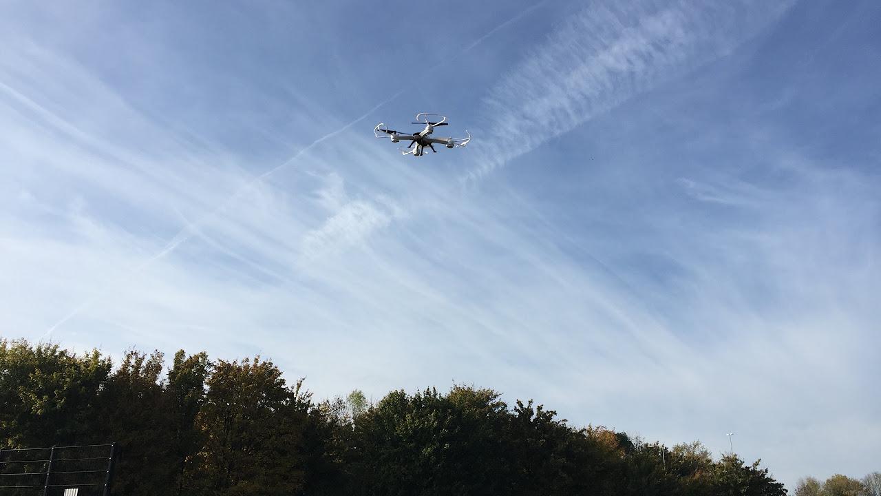 HEMA DRONE VAN 35 EURO  IN ACTIE