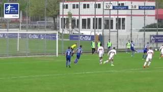 EnBW-Oberliga C-Junioren: VfB Stuttgart II (U14) - Karlsruher SC II (U14)