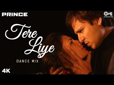 Tere Liye - Dance Mix | Prince | Vivek Oberoi, Aruna Sheilds | Atif Aslam | Shreya Ghoshal