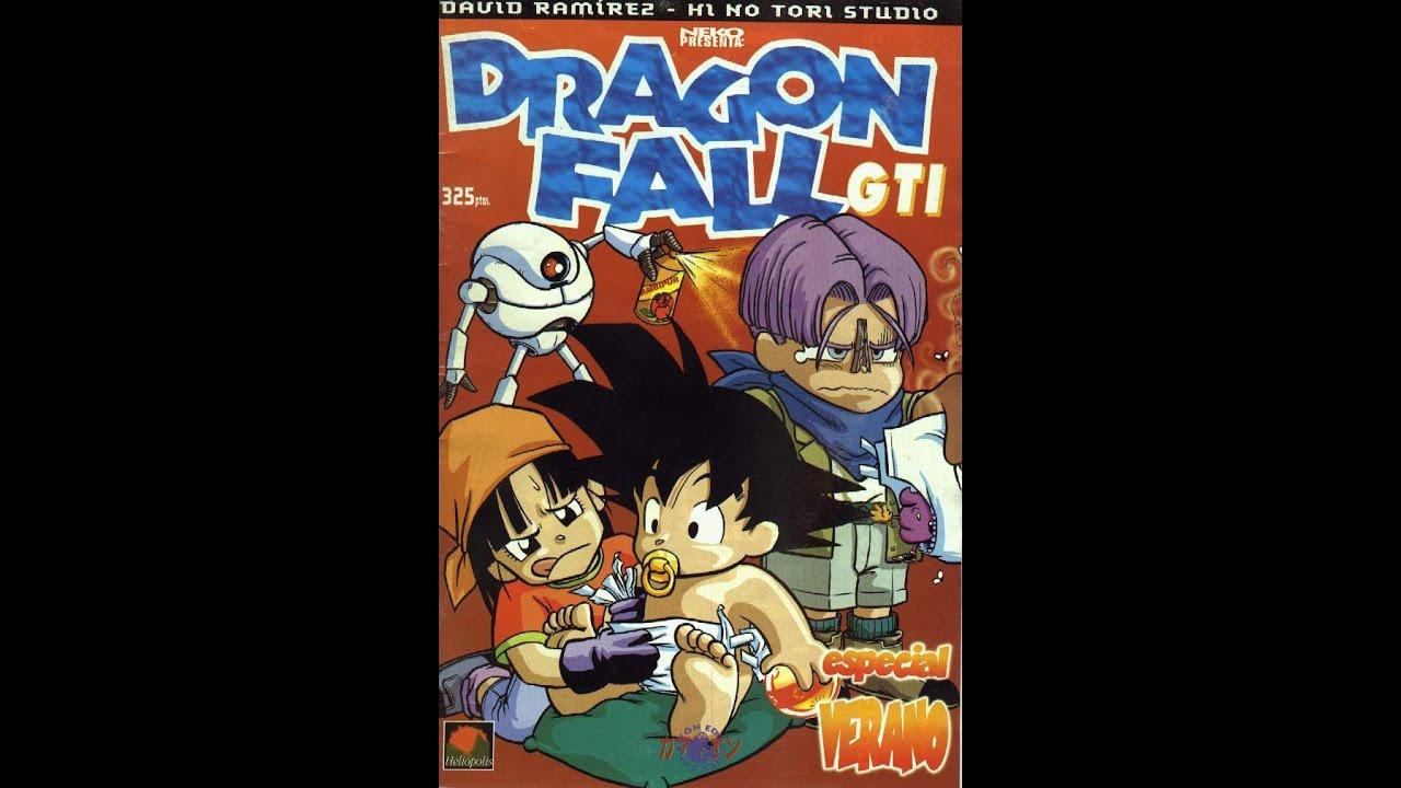 Kết quả hình ảnh cho Dragon ball Fall