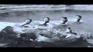 Jagadeka Veeruni Katha Movie   Varinchi Vachchina Video Song   NTR, Saroja Devi