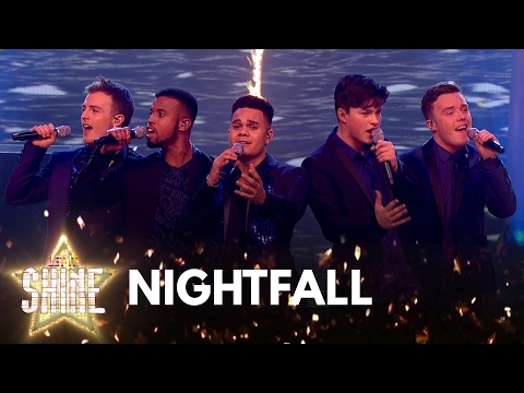 Nightfall perform 'The Scientist' by Coldplay - Let It Shine - BBC One