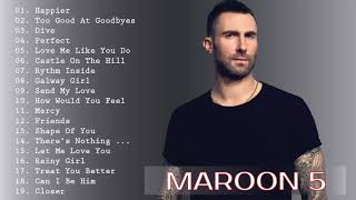 Maroon 5, Ed Sheeran, Taylor Swift, Adele, Sam Smith, Shawn Mendes | Best English Songs 2019 MP3