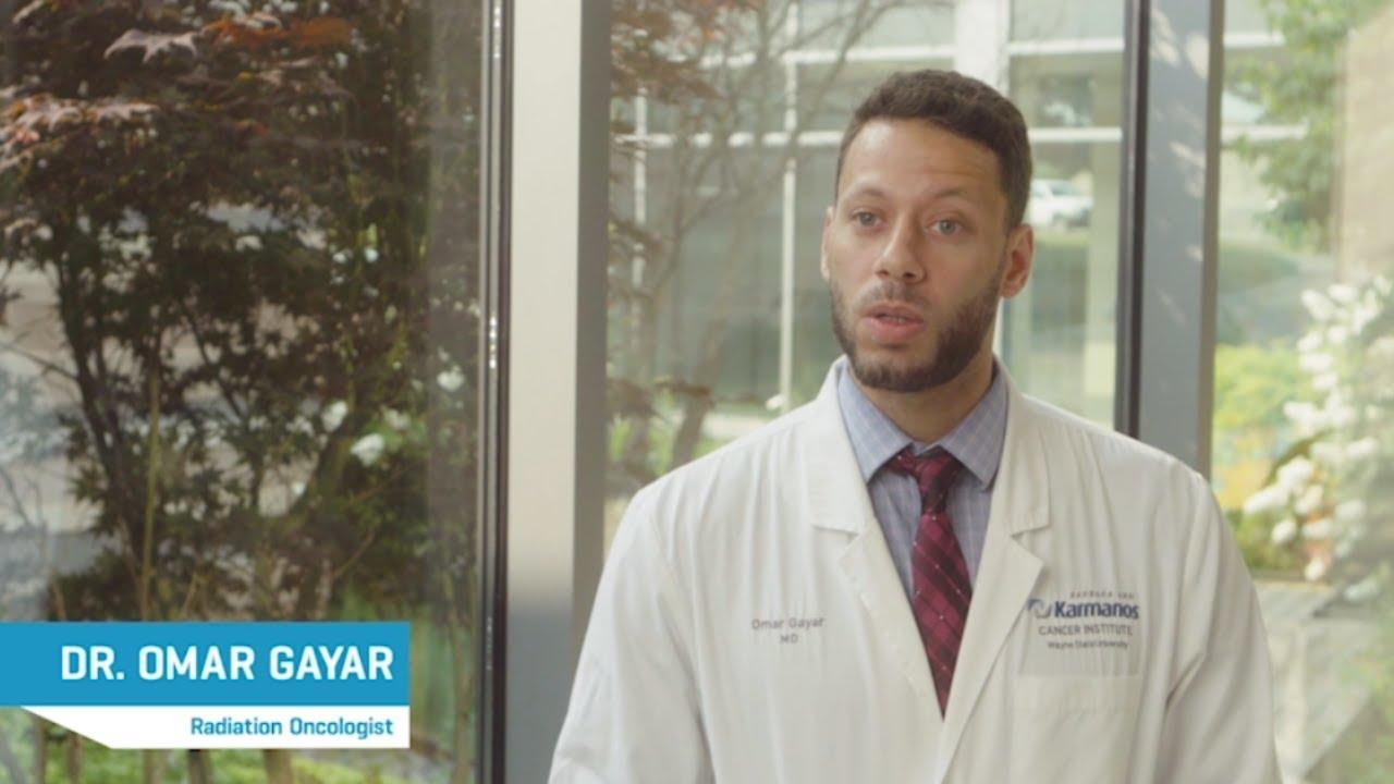 McLaren Proton Therapy Center - Dr. Omar Gayar video thumbnail