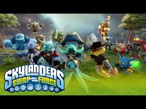 "Official Skylanders: ""Just Like SWAP Force"" Trailer"