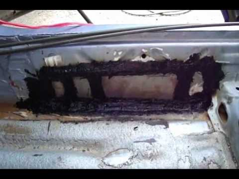 1990 Honda Civic Hatchback Rocker Rust Amp Water Leak