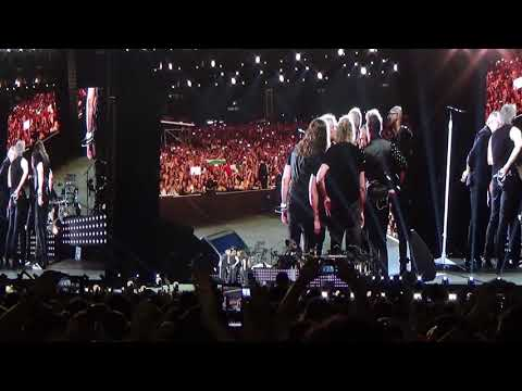 Bon Jovi - Livin' On A Prayer/I'd Die For You/Twist And Shout LIVE In Bucharest // 21.07.2019