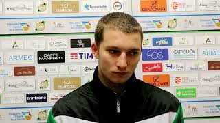 AS Basket Corato. Intervista ad Arturs Bricis
