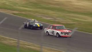 Replay - Sonoma Speed Festival 2019 - Race Group 7 (1965-1969 Production Cars under 2.5L)